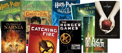Top Teen Fiction Books - Popular Fiction