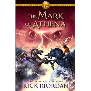 The Mark of Athena Riordan